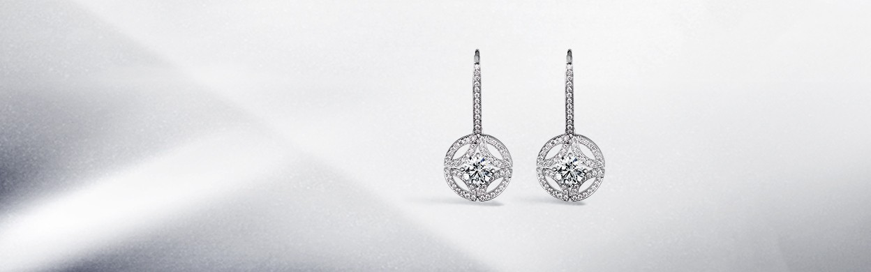 Galanterie de Cartier Earrings