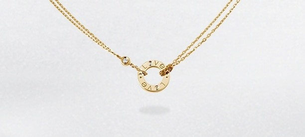 <span class= 'lovefont'>LOVE</span> Necklaces