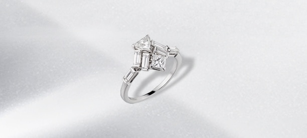 Diamond Collection <br>rings
