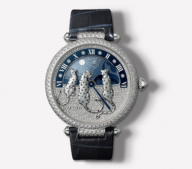 EP1 02 complication exceptional watches panthere