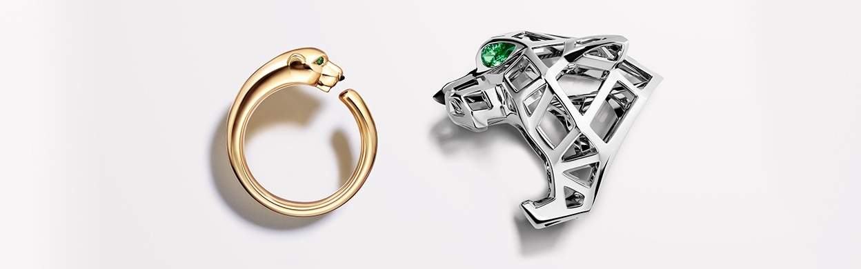 Panthere de Cartier Jewelry