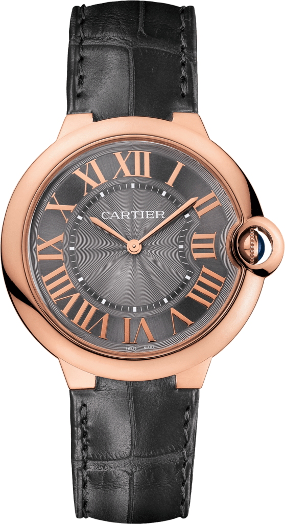 Ballon Bleu de Cartier watch40 mm, 18K pink gold