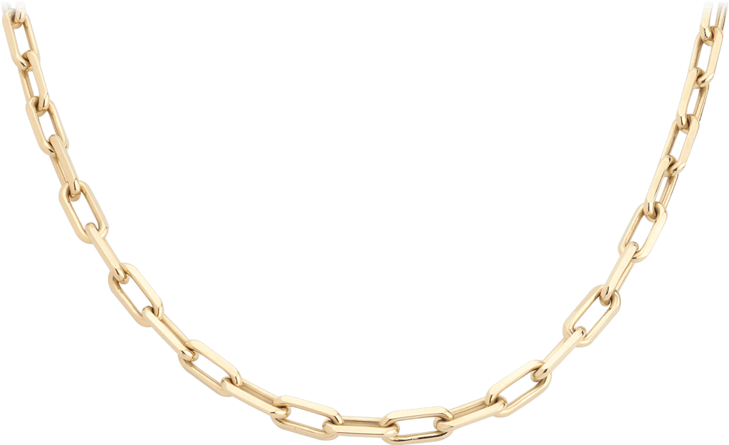 Santos de Cartier necklaceYellow gold