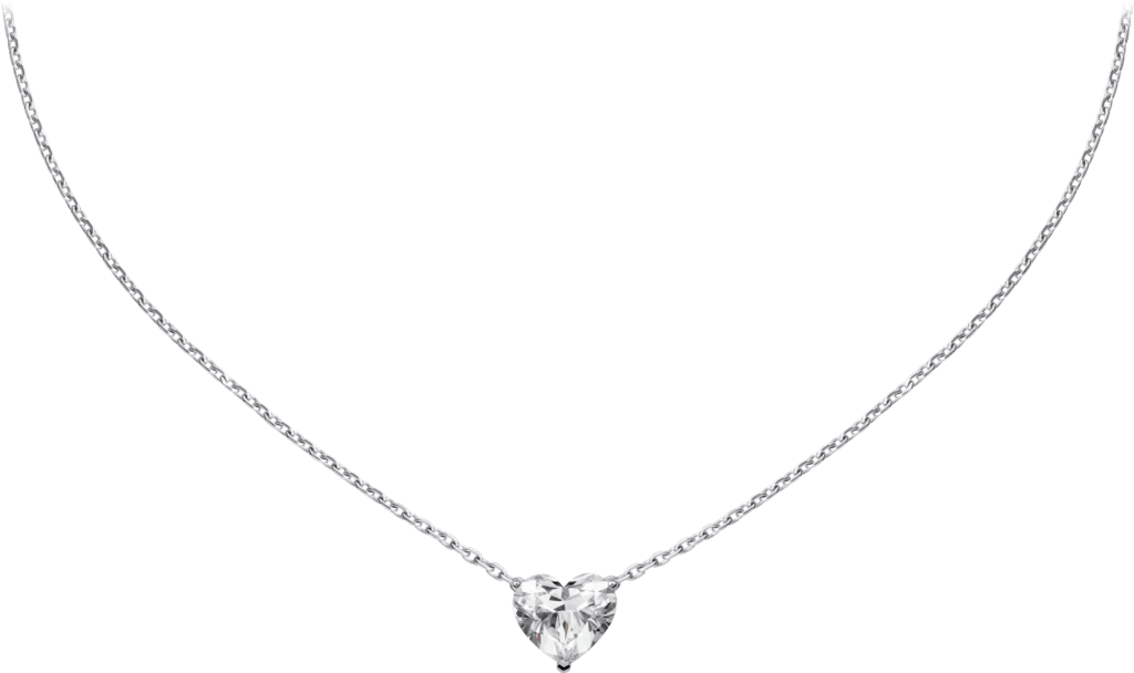 High Jewelry 1895 necklacePlatinum, diamond