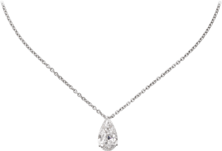 High Jewelry 1895 necklace Platinum, diamond