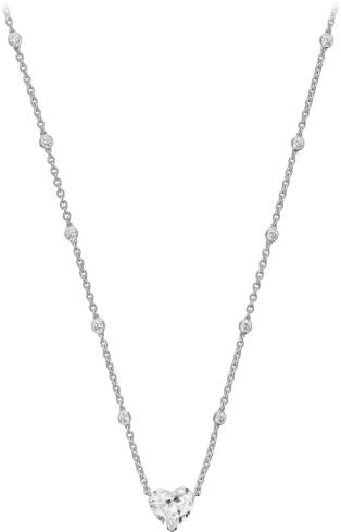 High Jewelry 1895 necklace Platinum, diamonds