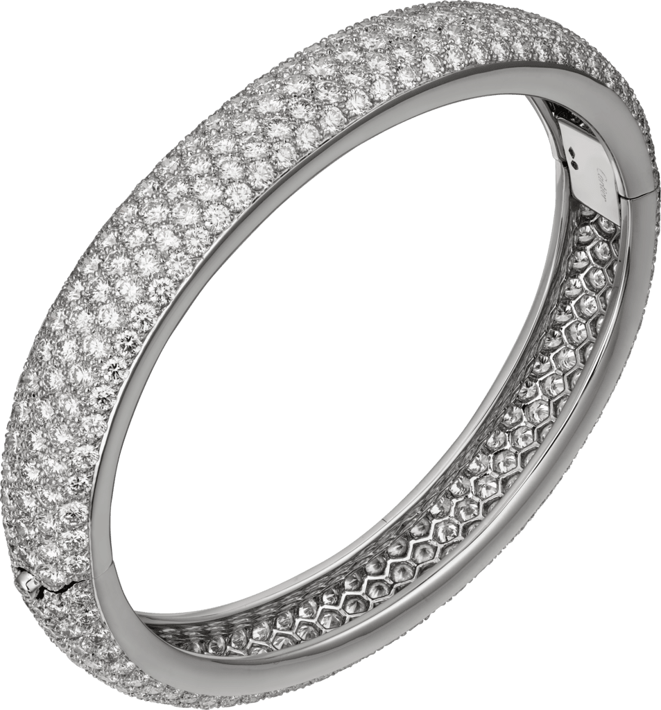 Etincelle de Cartier braceletPlatinum, diamonds