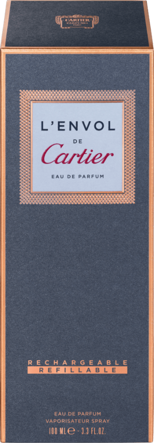 L'Envol de Cartier Eau de Parfum 100 ml refillable spray