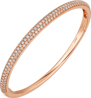 Etincelle de Cartier bracelet Pink gold, diamonds