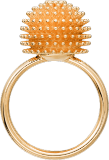 Cactus de Cartier ring Pink gold, diamond