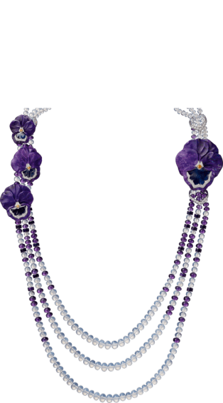 High Jewelry necklace