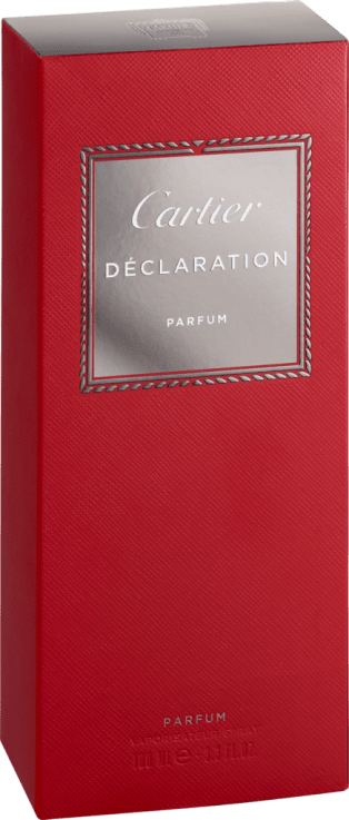 Déclaration perfume Spray