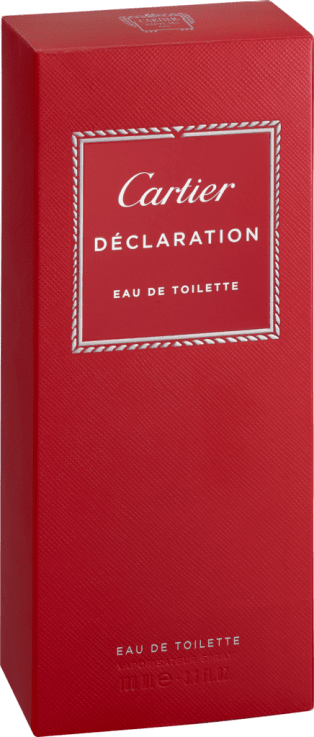 Déclaration Eau de Toilette Spray