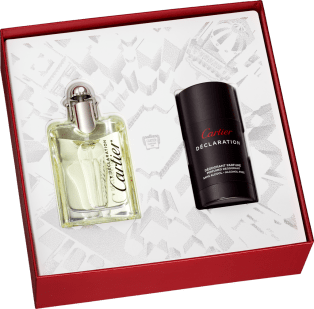 Déclaration 50 ml Eau de Toilette Gift Set with 75 ml Deodorant Stick Box