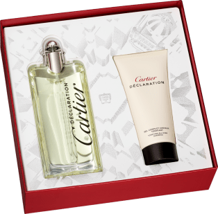 Déclaration 100 ml Eau de Toilette Gift Set with 100 ml Shower Gel Box