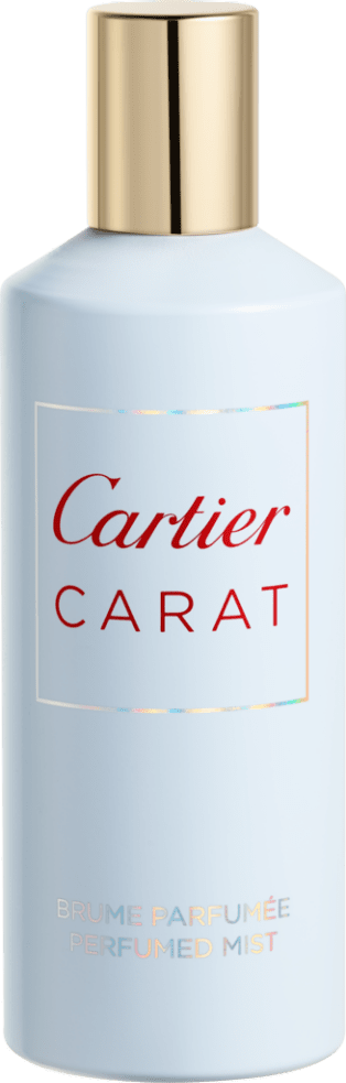 Cartier Carat Perfumed Body and Hair Mist Spray