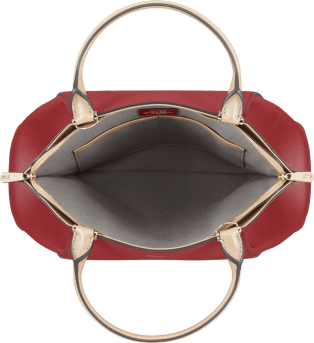 C de Cartier bag Onyx- and golden-colored and golden taurillon leather, golden finish