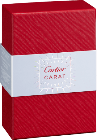 Cartier Carat Eau De Parfum gift set 2*15 ml Box