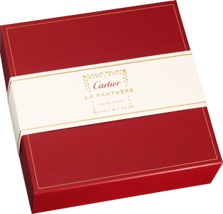 La Panthère 50 ml Eau de Parfum gift set with 100 ml Shower gel Box