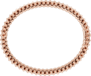 Clash de Cartier bracelet Small Model Pink gold
