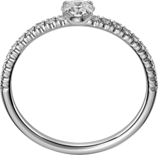 Etincelle de Cartier ring Platinum, diamonds