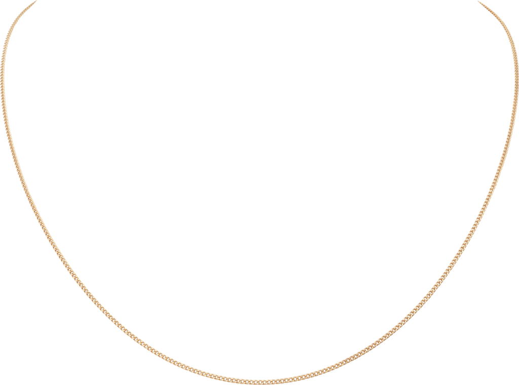 Chains necklaceYellow gold