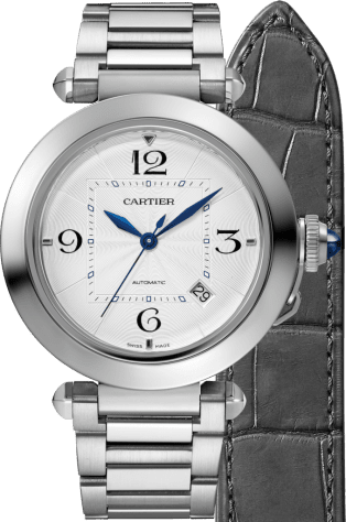 Pasha de Cartier watch