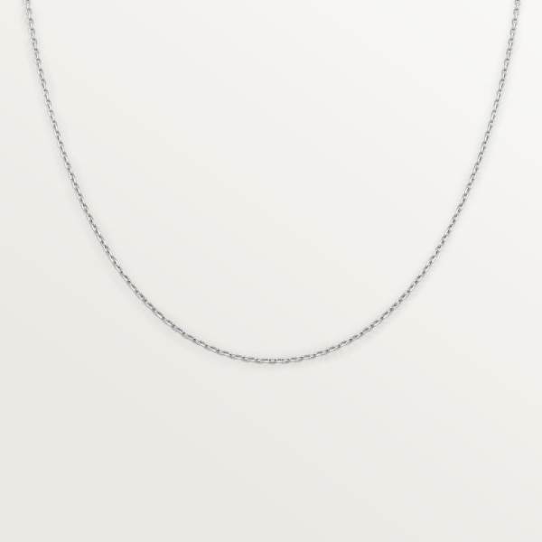 Chain necklace White gold