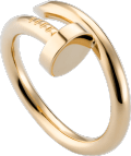 Juste un Clou ring Yellow gold