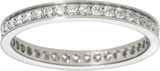 Ballerine wedding band