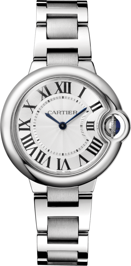 Ballon Bleu de Cartier watch33 mm, steel
