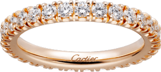 Cartier Destinée wedding band