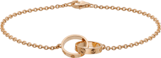 <span class='lovefont'>A </span> bracelet Pink gold